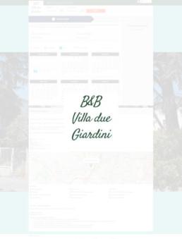 B&B-villa